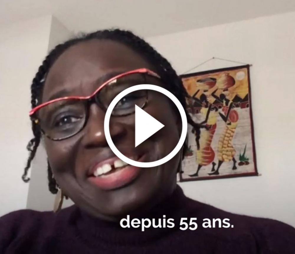 Marie-Térèse, en situation de handicap et isolée, témoigne