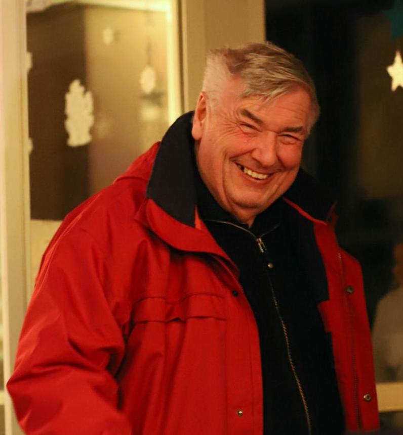 Gérard, militant à la délégation APF France handicap d'Eure-et-Loir